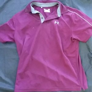 Mens UNDER ARMOUR Top Size Large